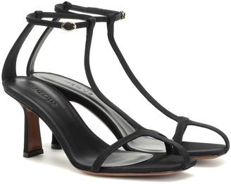 Neous Jumel 80 grosgrain sandals
