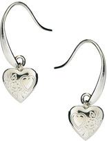 Sam Ubhi Heart Charm Earrings