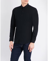 Replay Slim-fit Cotton-stretch Shirt