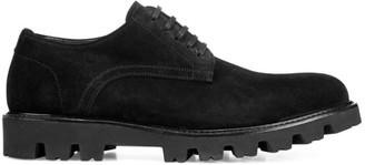 Vince Cadet Suede Oxford Shoes