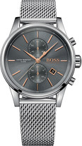 HUGO BOSS 58054498 Stainless steel chronograph with Milanese strap