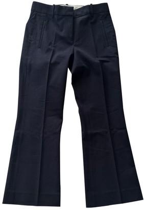J.Crew Navy Cotton - elasthane Jeans for Women
