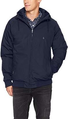 Volcom Men's Hernan Jacket Down Outerwear Coat