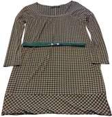Massimo Rebecchi Green Cotton - elasthane Dress for Women