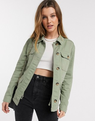 B.young b. Young utility jacket