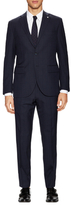Lubiam Wool Buttoned Suit