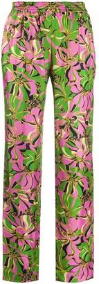 La DoubleJ Floral Pyjama Bottoms