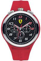 Ferrari Men's Ready Set Go Stainless Steel & Red Watch