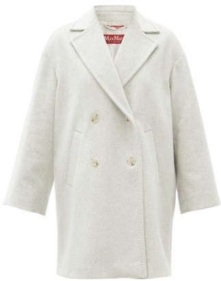 Max Mara Ronchi Coat - Light Grey