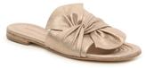 Kennel + Schmenger Kennel & Schmenger Big Bow Leather Flat Sandal