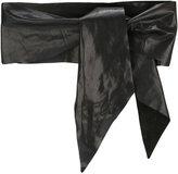 IRO wrap belt - women - Lamb Skin - 75