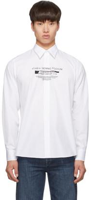 Givenchy White Studio Shirt