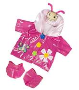 Teddy Mountain Pink Teddy Raincoat