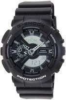 Casio Men's G-Shock GA110C-1A Resin Quartz Watch