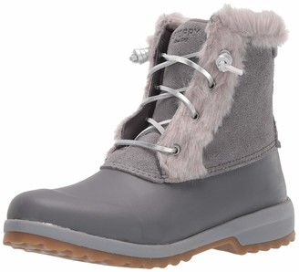 Sperry Womens Maritime Repel Suede Boots