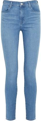 J Brand Maria blue skinny jeans