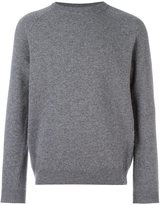 Paul Smith crew neck jumper - men - Merino - XS