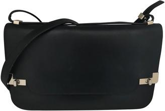 Lancel Black Leather Handbags