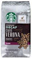 Starbucks 12 oz. Café Verona Decaf Ground Coffee