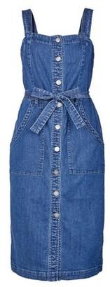 Dorothy Perkins Womens **Only Blue Denim Dress, Blue
