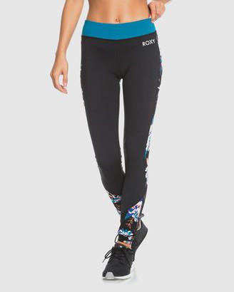 Roxy Womens Shape Of You Technical Leggings
