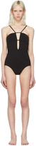 Araks Black Harlow Swimsuit