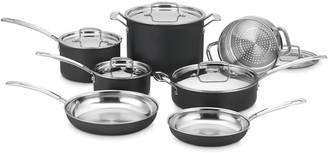 Cuisinart 12-pc. Multiclad Unlimited Cookware Set