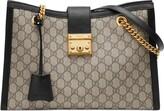 Thumbnail for your product : Gucci Padlock medium GG shoulder bag