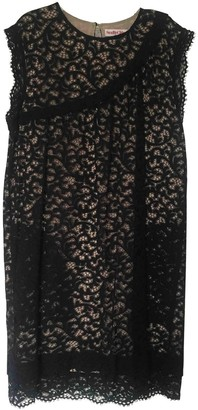 See by Chloe Black Lace Dress for Women