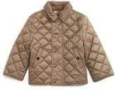 Burberry Infant Boy's Mini Luke Quilted Jacket