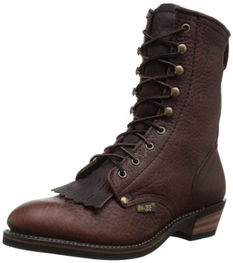 "AdTec Men's 9"" Packer Premium Full Boot"