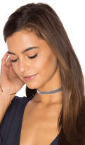 8 Other Reasons Romeo Choker in Gray.