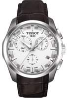 Mens Tissot Couturier GMT Chronograph Watch T0354391603100