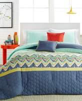 Jessica Sanders Astor Place 5-Pc. Full/Queen Comforter Set