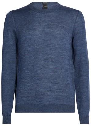 HUGO BOSS Wool Sweater
