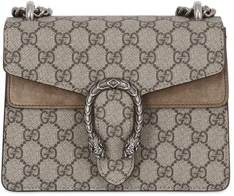 Gucci Mini Dionysus Gg Supreme Shoulder Bag
