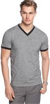 Kenneth Cole Reaction T-Shirt, V-Neck Short Sleeve T-Shirt