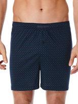 Perry Ellis Mini Dot Knit Boxer Short