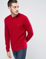 Farah Bracknell Crew Neck Sweater