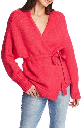 1 STATE Belted Cardigan