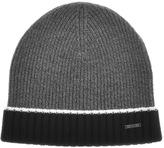 HUGO BOSS Frisk 01 Beanie Hat Black
