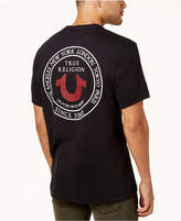 True Religion Men's Puff Logo-Print T-Shirt