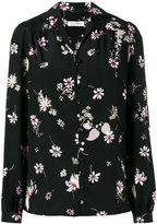 Valentino Flowers Fall blouse - women - Silk/Cotton - 38