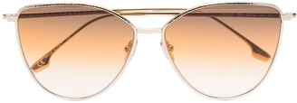 Victoria Beckham Eyewear Cat-Eye Frame Sunglasses
