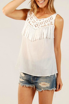 BB Dakota Hilary Sleeveless Top