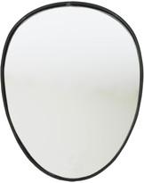 SMALLABLE HOME Wrought Iron Egg Mirror