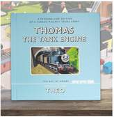 Very Thomas The Tank Engine Personalised Book In Gift Box