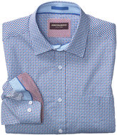 Johnston & Murphy Cotton Print Shirt