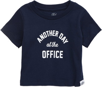 Kid Dangerous Another Day at the Office Graphic T-Shirt