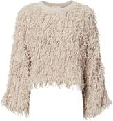 A.L.C. Toby Shaggy Sweater